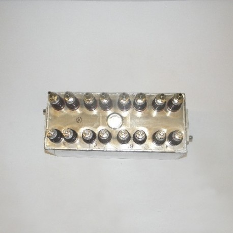 CAPACITOR BIOFURN MF-W 4x307/0.90/10 ICAR