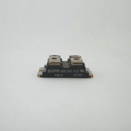 DIODE DSEI2X61-10B IXYS/BYT261 PIV-1000 TH