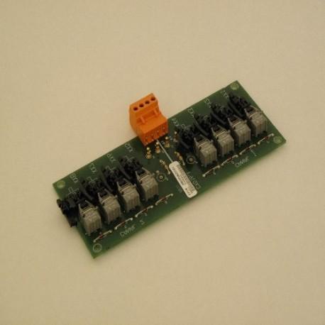 AUXILIARY CARD CXD16 OPTICAL FIBER DISTRIBUTOR