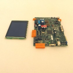 AUXILIARY CARD CVD08.1 + LCD DGF-32240SNBLW-HCDPP